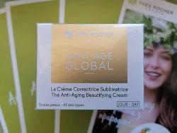 Дневной крем Анти Аж Глобаль Anti Age Global Yves Rocher