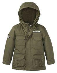 Куртка Lupilu 289108 110 СМ  Зелёный 61447