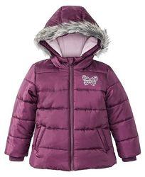 Куртка Lupilu 305297 98 СМ  Фиолетовый 61429