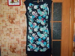 Летняя женская одежда платья футболки 46-50р.
