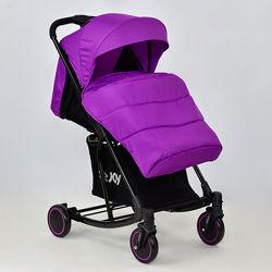 Детская прогулочная коляска с функцией качания Joy