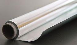 Фольга алюминиевая 100 микрон для бани