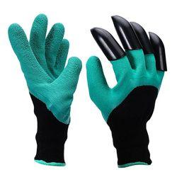 Перчатки Garden Genie Gloves, Перчатка для работы в саду и огороде