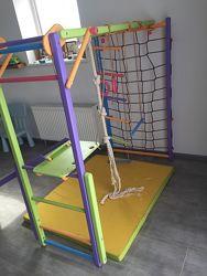 Продам шведскую стенку для детей от 1 года