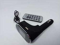 FM модулятор автомобильный FM S18 Bluetooth