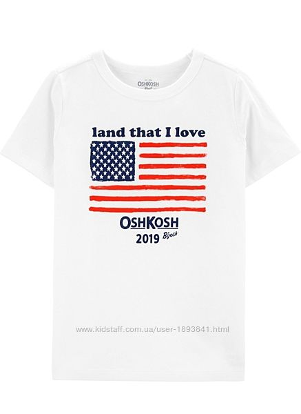 Футболка Oshkosh