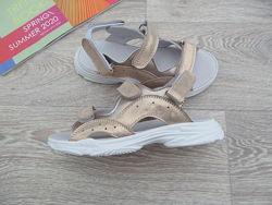 Босоножки сандалии кожаные для девочки 32--40рр