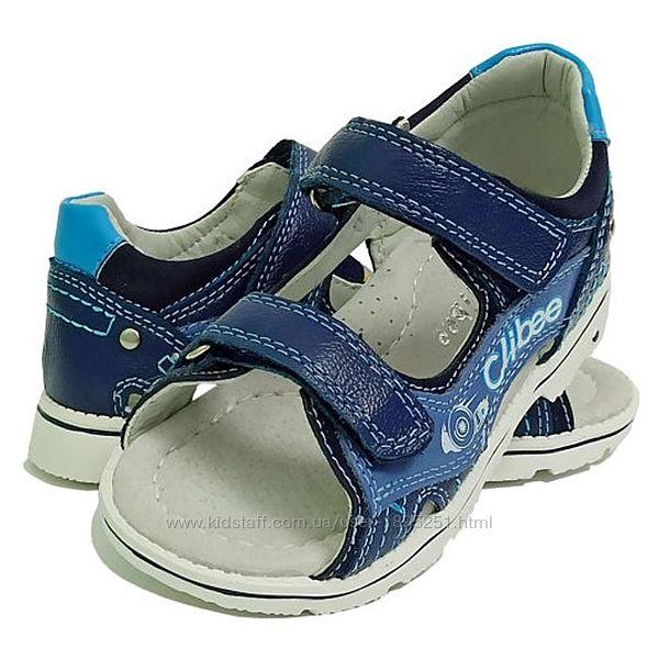 Clibee AB-22 босоножки сандалии босоніжки  для мальчика
