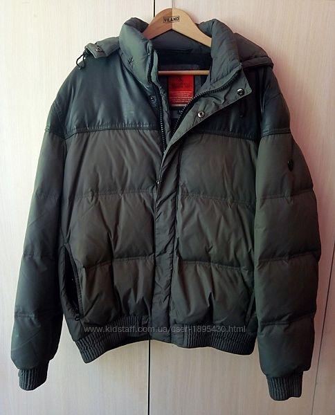 Куртка пуховик Karvinmax 70 пух красивая, очень  теплая