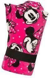 Флисовые пледы Disney оригинал. Плюшевое одеяло Minnie Mouse Минни Маус.