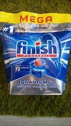 Распродажа FINISH Quantum 72 шт