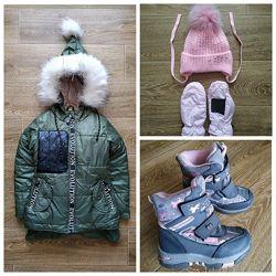 Arctic tom. m зимний комплект одежды р.110/116