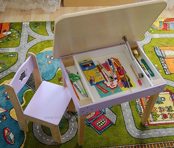 Дитячий столик і стільчик, детский стол и стульчик