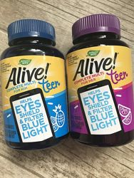 Alive , Витамины для подростков , Комплекс мультивитаминов для подростков