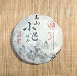 Китайский чай Шу пуэр Xiaguan Сяофей. Вес 357г.2016г.