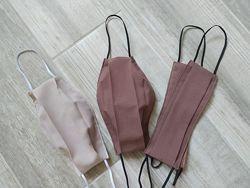 Многоразовая маска, маска защитные тканевые