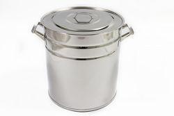 Бак кастрюля 30 литров из нержавеющей стали