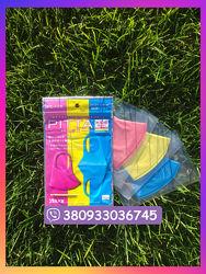 Скидка Детские многоразовые защитные маски питта/pitta. оригинал