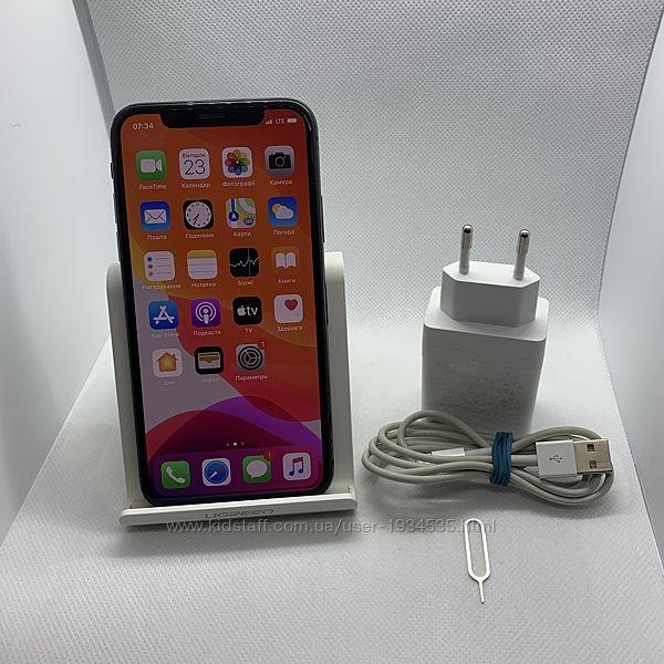 Apple iPhone X 64gb Space Gray Дуже хороший стан