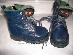 Ортопедические ботинки MINIMEN цегейка натуральная