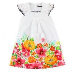 Распродажа - красивые летние платья для наших принцесс в наличии