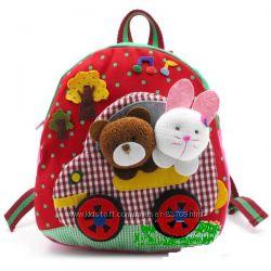 детские рюкзачки для пикничка.  есть в наличии