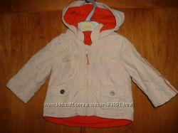 Фирменная куртка Mothercare флис