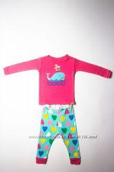 Стильные пижамы GAP, новые, 100 проц хлопок