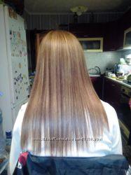 Кератиновое выравнивание волос, не дорого