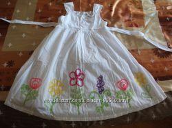 Нарядное платье Children Place из США.