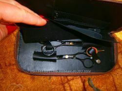 Набор профессиональных ножниц 2 шт Toni&guy, пробовала 1 раз