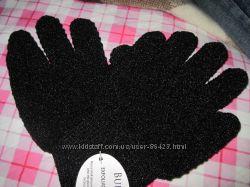 Антицелюлитные Перчатки-мочалки для душа