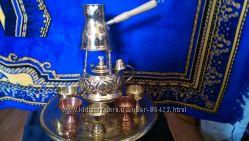 Кофеварка в арабском стиле для приготовления кофе