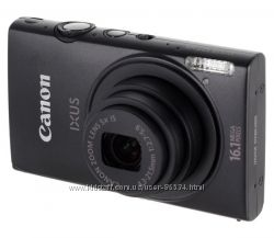 Canon Digital IXUS 127 HS Black