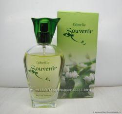 Парфюмерная  вода  faberlic Souvenir