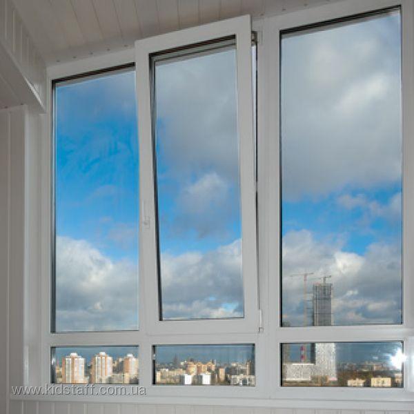 Металлопластиковые окна, двери, балконы с выносом. - kidstaf.