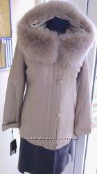 Куртка женская трансформер на подстежке
