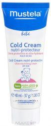 Mustela Кольд-крем для лица - Mustela Bebe Cold Cream Nutri Protective