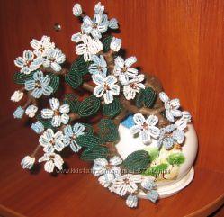 Бонсай Семейный - японское дерево, ручной работы
