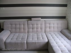 Новые подголовники для дивана, к-во 3 шт.
