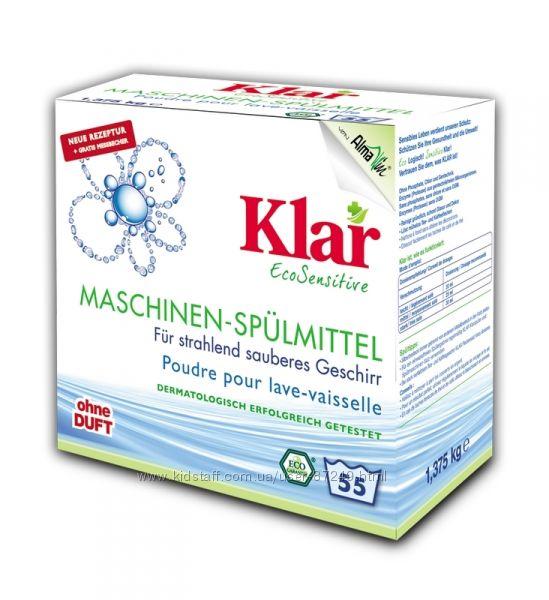 KLAR Порошок для посудомоечной машины.
