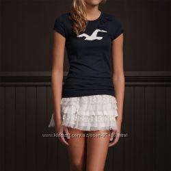на весну мягкие футболки  Abercrombie&Fitch и hollister из Америки оригинал