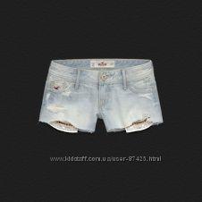 шорты со стразами разные Abercrombie&Fitch из Америки оригинал