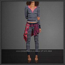 Abercrombie и Gilly Hickе пижамки в наборе и без оригинал Америка оригинал