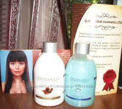 COCOCHOCO Бразильское кератиновое выпрямление волос в домашних условиях