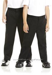 Школьные брюки F&F в наличии 158 см на плотного мальчишку