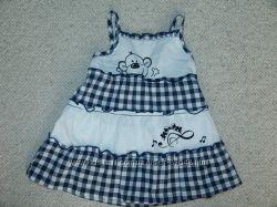 Фирменная одежда для девочки  бу