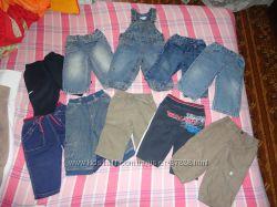 Много наших штаников на 1-2 года, шаговый шов от 21 до 24 см
