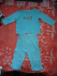 Наши пижамки In Extenso, два комплекта, размер 81 см