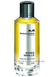 Распиваем Mancera Roses Vanille